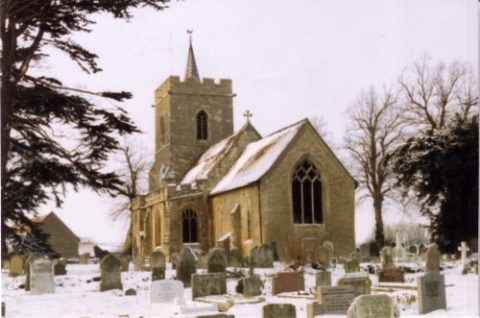 Biddenham Church